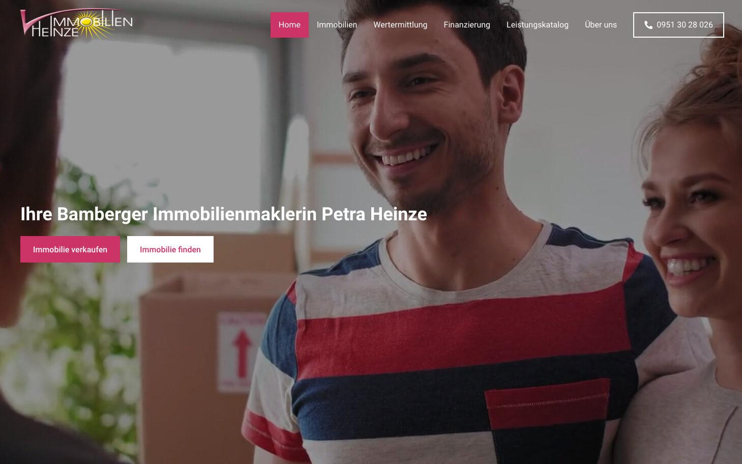 Immobilien Heinze Startseite