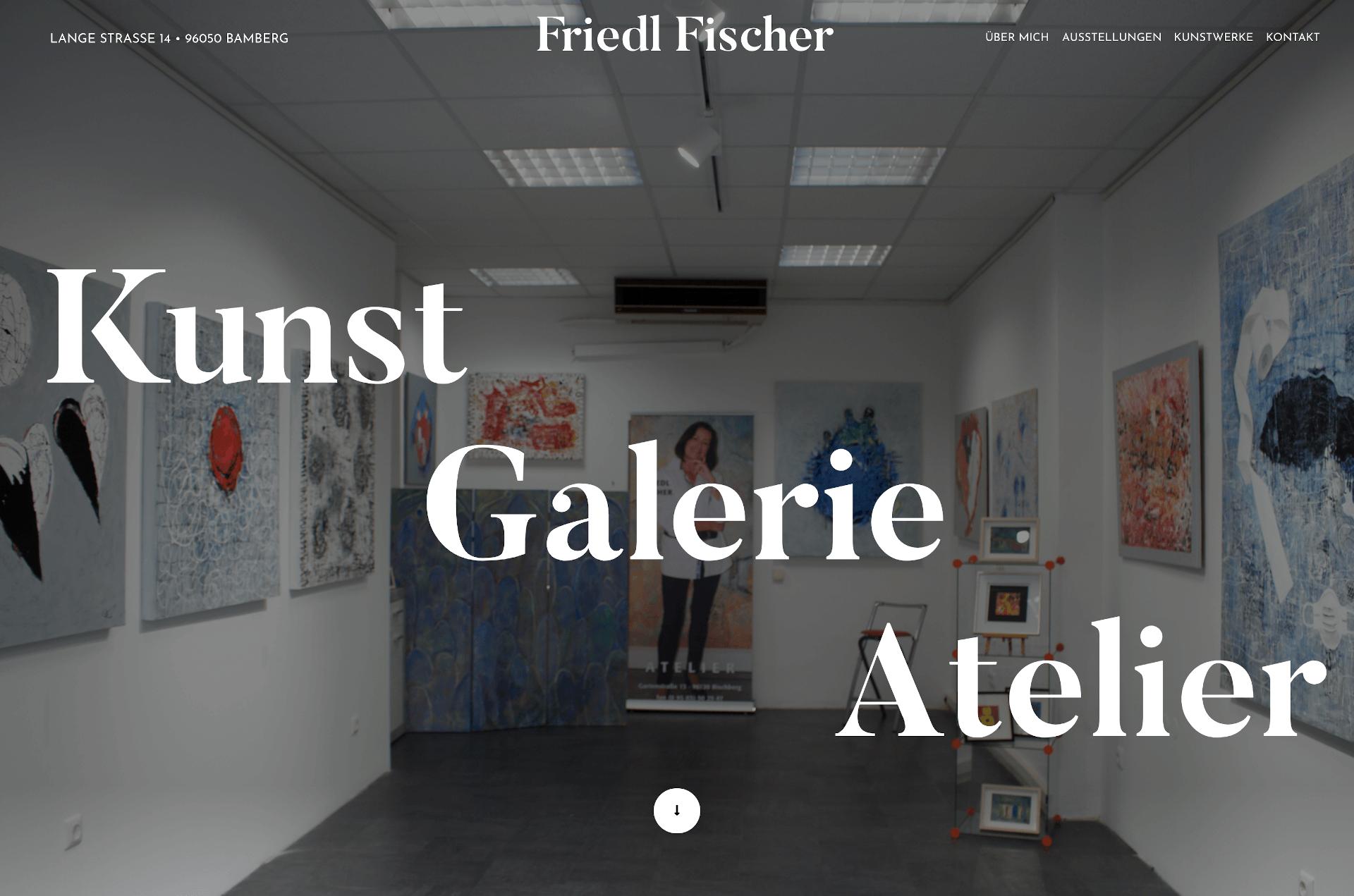 Fried-Fischer-Website